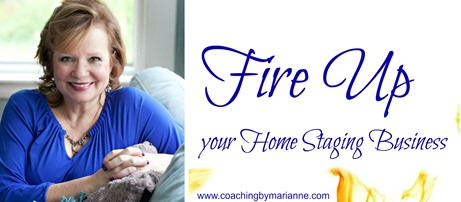 Fire up Your Home Staging Biz